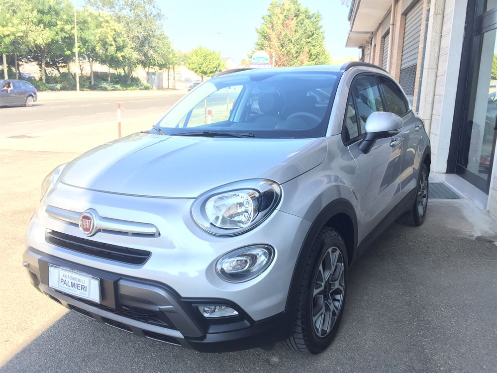 Fiat 500X 1.6 Mjet 120CV 4x2 CITY CROSS