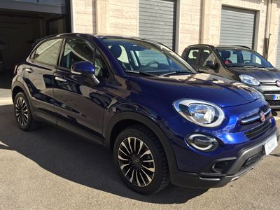 Fiat 500X 1.6 MultiJet 120 CV City Cross