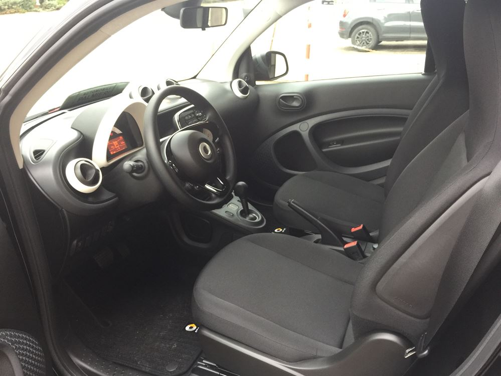 smart forTwo 70 1.0 twinamic Youngster